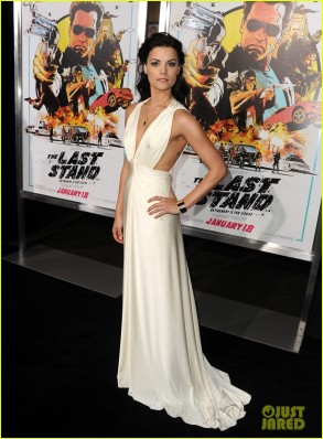 "Premiere Of Lionsgate Films' ""The Last Stand"" - Red Carpet"